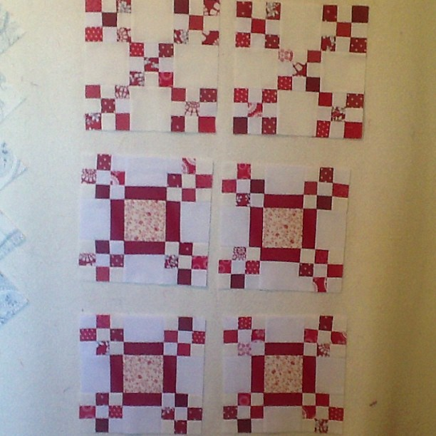 What was I thinking? I blame @thequiltbarn .