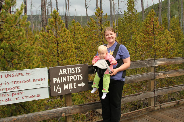 Seeing the Paintpots