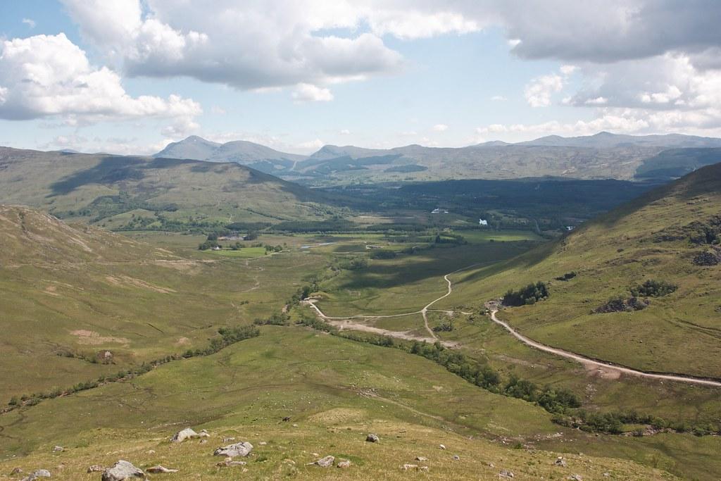 Towards Loch Awe