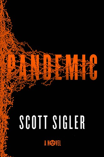 PANDEMIC cover, peliminary
