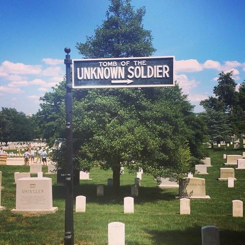 NSLC COMM Arlington Cemetery