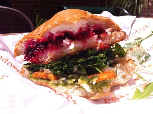 the Portland. burger parlor.