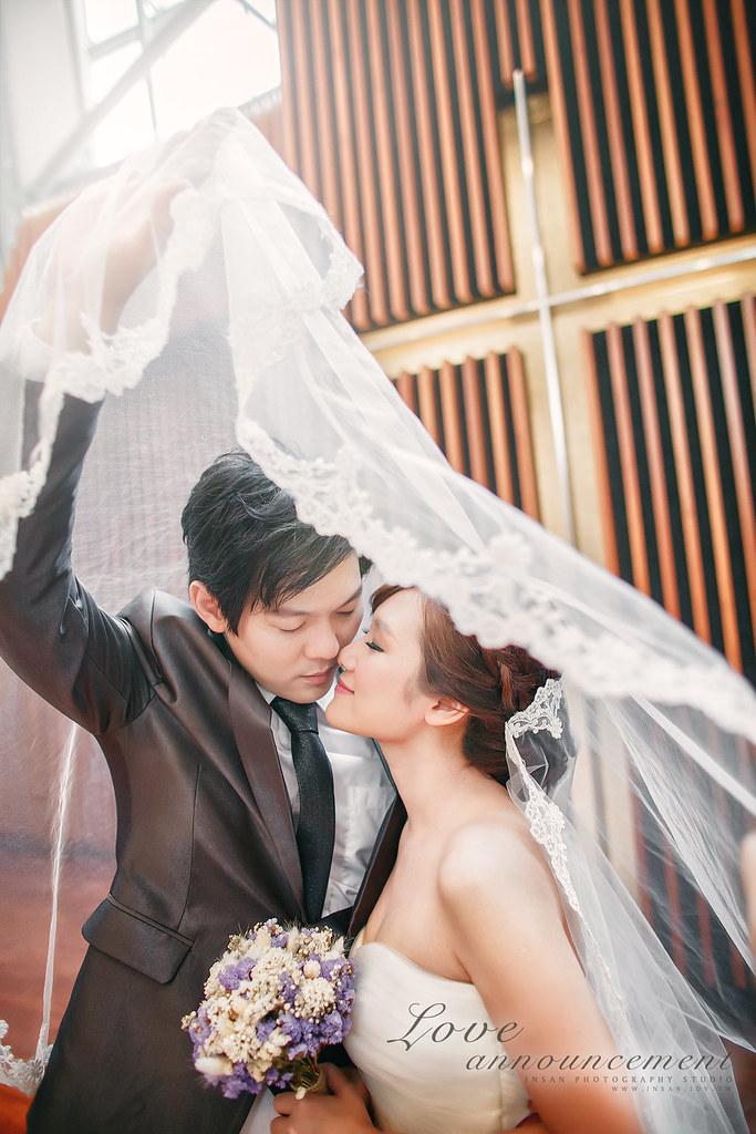 婚攝英聖 婚紗作品 自助婚紗