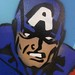 Captain America Detail