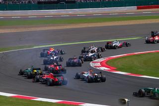 F1 Start 1