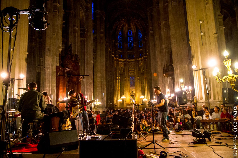 Talisco live at St Eustache Church