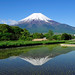 初夏の富士 by Takechan-400