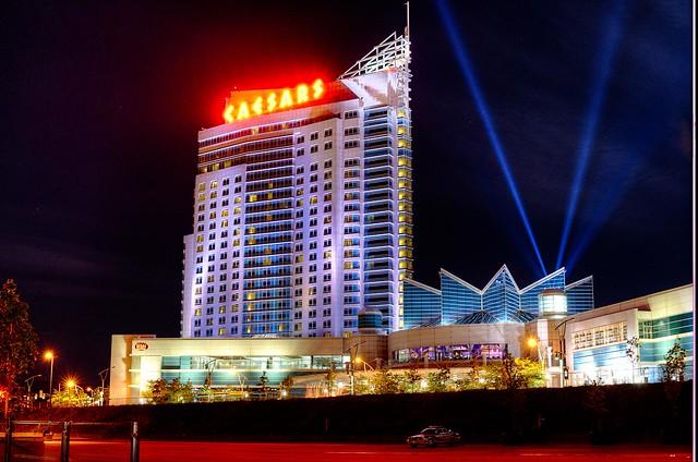 Casino ontario canada map