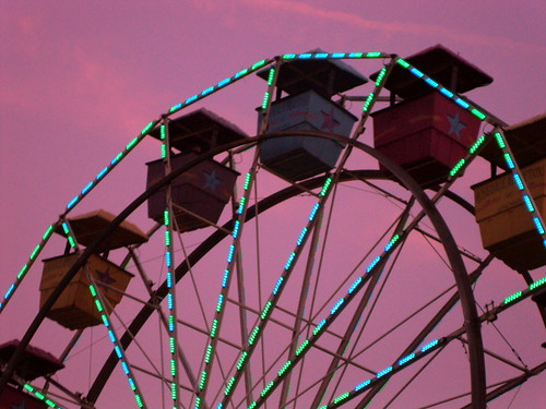 carnival festival fun lights evening md dusk maryland fair entertainment ferriswheel rides midway winfield thrillride giantwheel carnivalrides amusementrides communityevent fairrides firemenscarnival expowheel mechanicalrides rosedaleattractions winfieldcommunityvolunteerfiredepartment