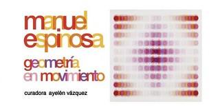 Manuel Espinosa, geometría en movimiento. En el Macba