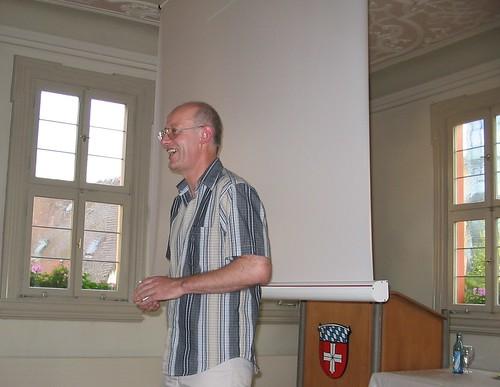 Rede beim Umweltpreis 2004 Bürstadt