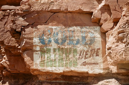 "Mexican Hat, Utah ""Cold Drinks Here"""