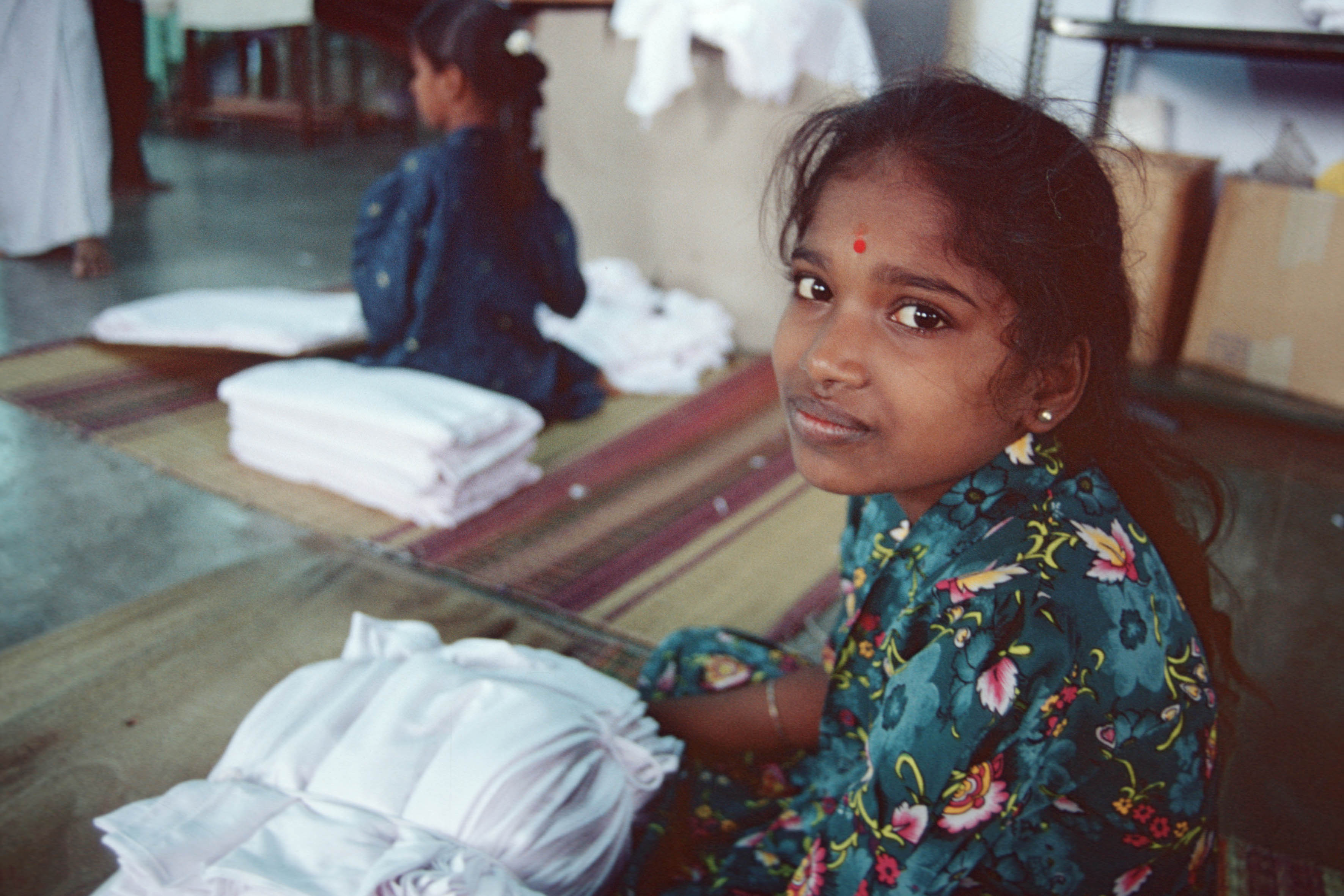 Cotton and textile industry worker | It is vital to fight ...