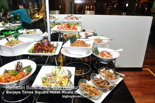 Phenomenal Ramadan Buffet At Big Apple Restaurant Berjaya Times Square Interior Design Ideas Ghosoteloinfo