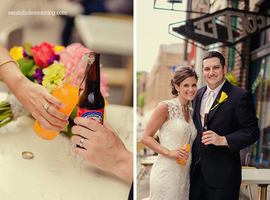 Hilton President Kansas City wedding photos