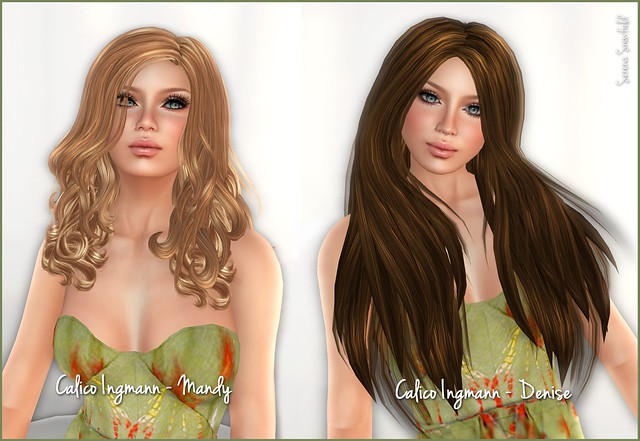 Hair Fair 2013: Gifts at the Brickness Sim