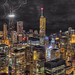 Northeast Aerial Panorama - Chicago Beacon by Mister Joe