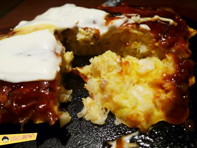 BOTEJYU SAN lidabashi - okonomiyaki 2