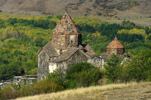 old autumn fall church monument religious ancient october view monastery armenia vista sight overlook orthodox armenian sevanavank sevanavankmonastery