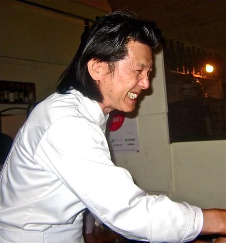 chef Kaz Oyama