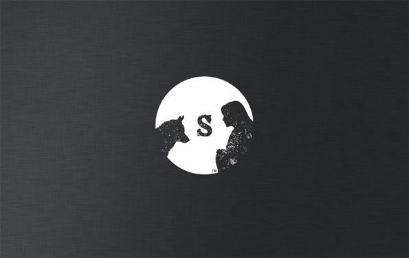 Logo: Soul Mates Assistance Dogs (bullet version)