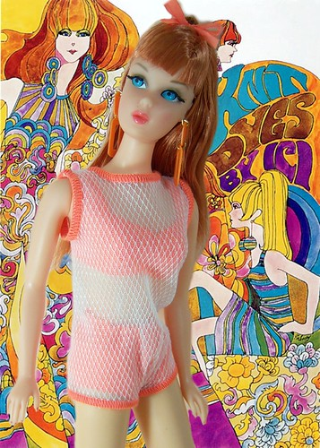 Mod Barbie by Sartoria Gigi