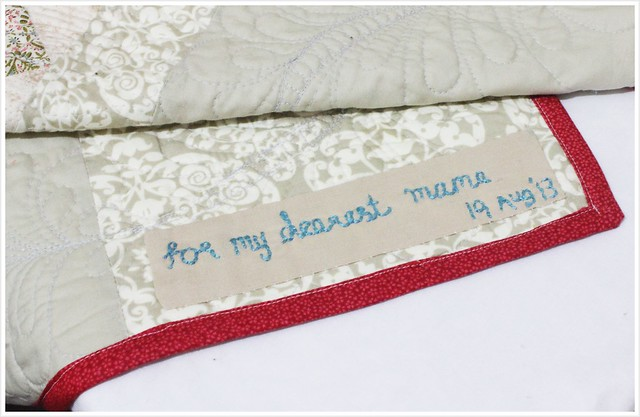 Quilt Tag