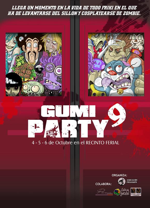 Gana un viaje a Japón en la Gumiparty 9 con tu disfraz de Cosplay