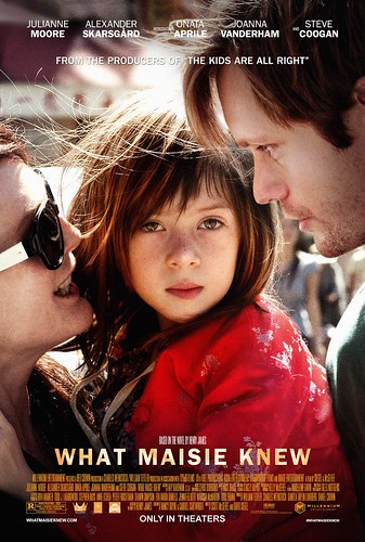 The poster from What Maisie Knew (2012)