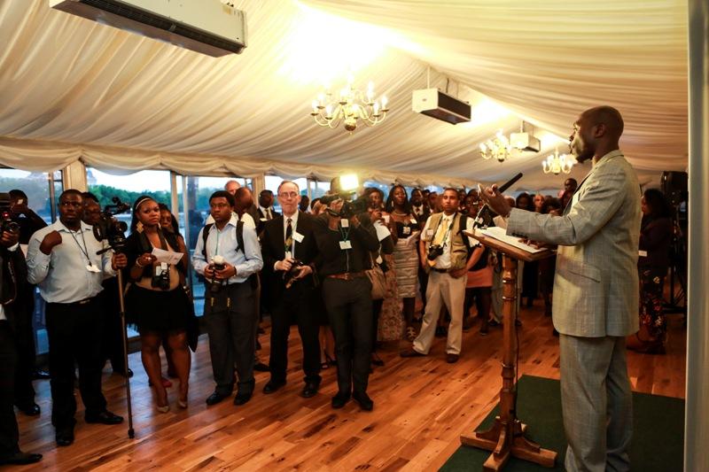 2013 Ghana UK Based Achievement (GUBA) Awards launch