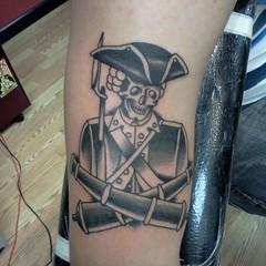 The world 39 s most recently posted photos by dylan galippo for American revolutionary war tattoos