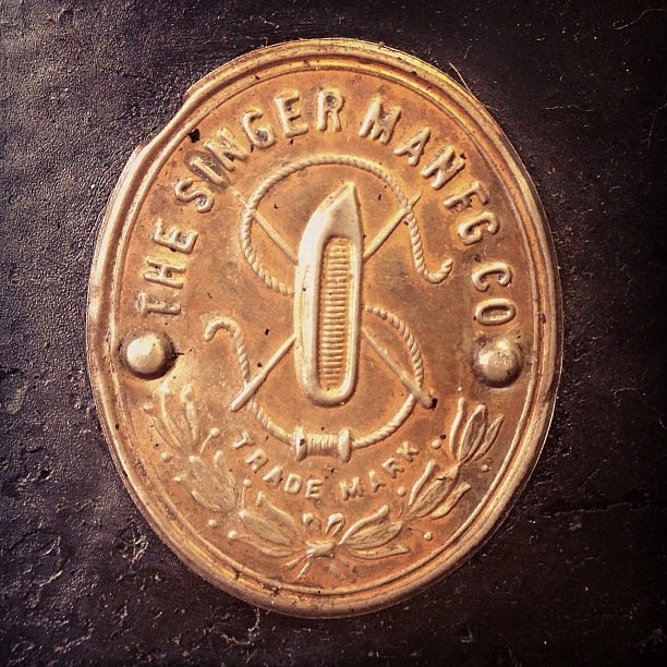 Singer Sewing Machine logo