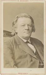 August Wilhelm Julius Rietz portrait