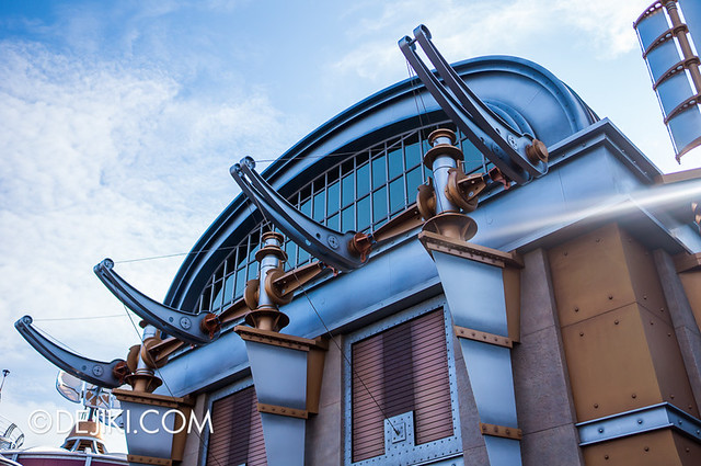 Tokyo DisneySea - Port Discovery - StormRider