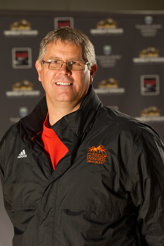 Kevin Johnston Assistant Coach (2013-14 Snucins)