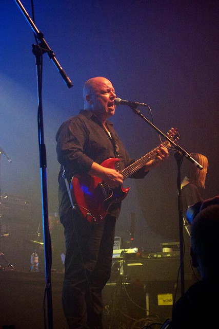 Pixies at the Electric Brixton