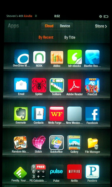 Ebook Reading Apps On My Kindle Fire Sneaky Load Flickr Photo Sharing