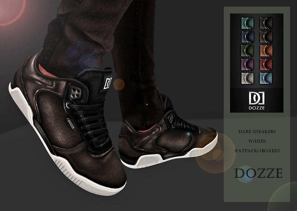 DOZZE - Dare Sneakers