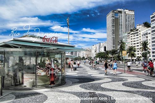 faltan 233 días para el mundial: Río de Janeiro