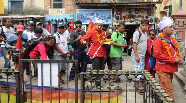 Dipankha Yatra 2013-14