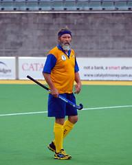 Men's Hockey Australian Masters Championships 2013 - All alone