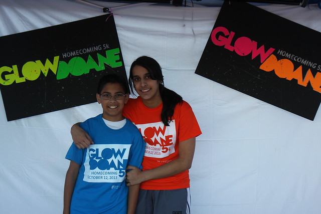 Homecoming 2013: Glow Doane 5K