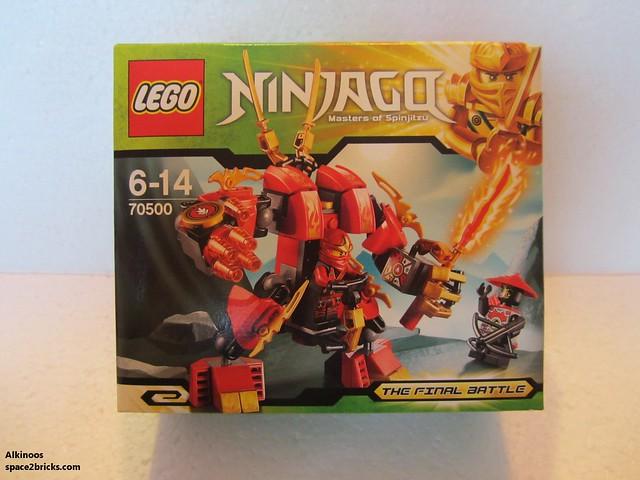 Lego Ninjago 70500 p1