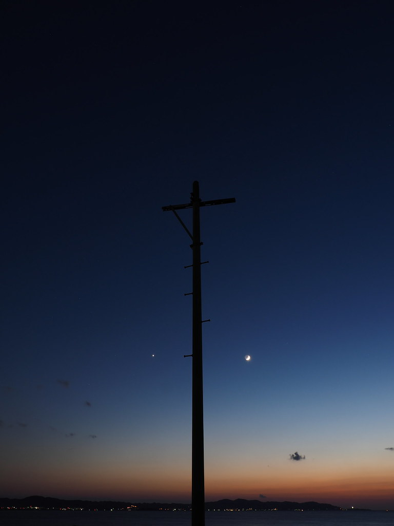 MOON and VENUS CONTACTS