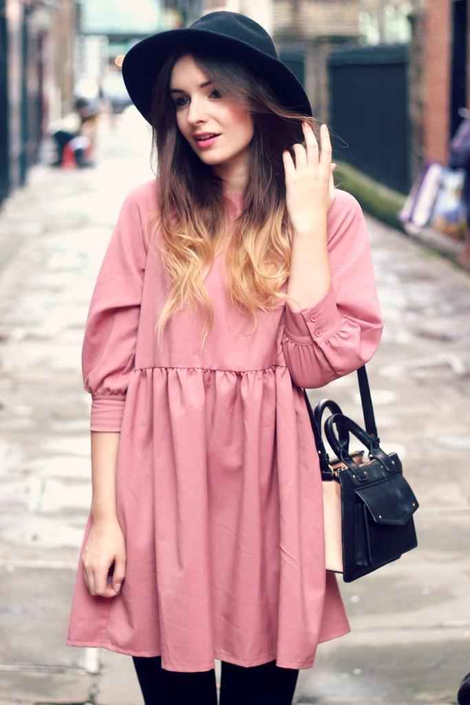 The Whitepepper dress pink