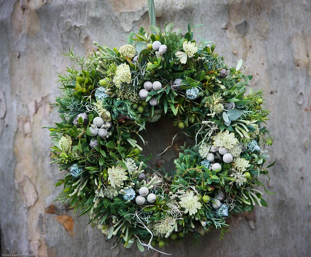 Rachel Phipps: How To Make Your Own Christmas Wreath: Seasonal ...