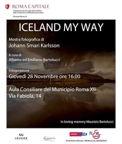 Iceland MY WAY