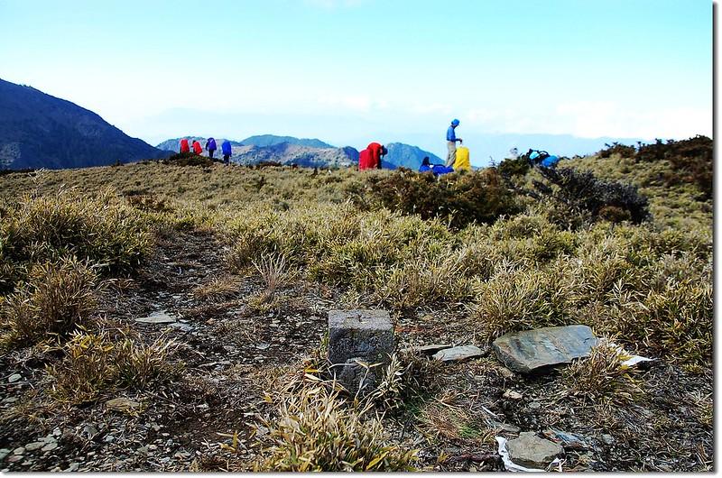 禮門山森林三角點(Elev. 3335 m) 1