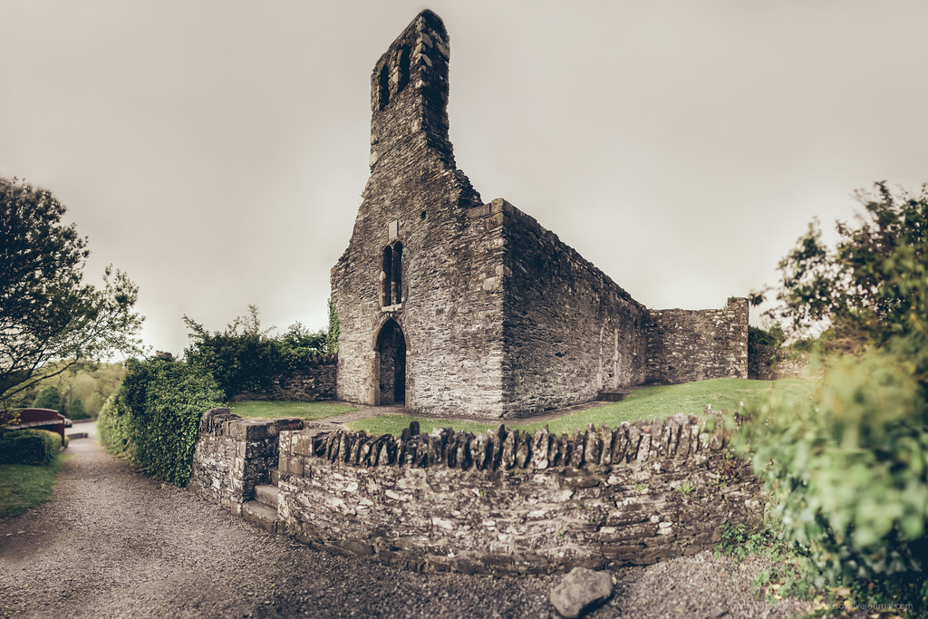 Melifont Abbey, Ireland