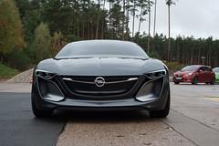 Opel Monza Concept im Testzentrum Dudenhofen
